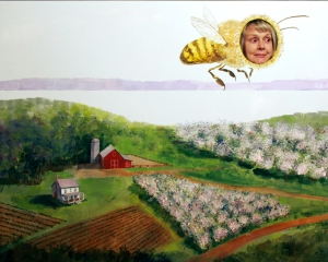 A Bee's View